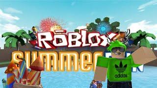 Roblox Summer Games - Deathrun Summer Run!