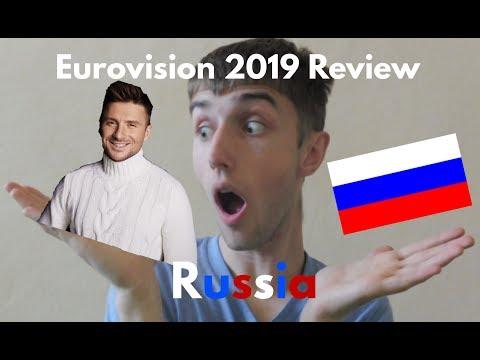 [review]-eurovision-2019-►-#4-russia-⁕-sergey-lazarev---scream