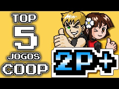 TOP 5 Jogos COOP para jogar de dois