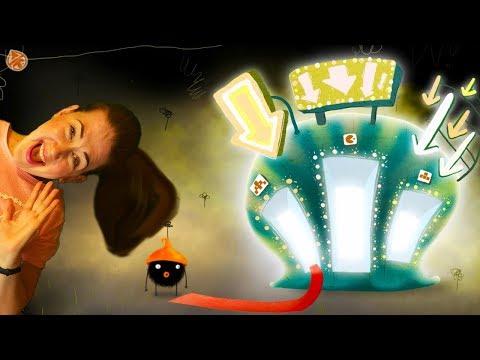 Приключения ЧЕРНОГО ЗВЕРЬКА МАЛЫШ Chuchel ВТОРАЯ ЧАСТЬ! игра мультик детский летсплей video games fo