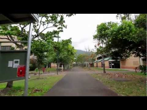 JCU Cairns Video Tour - Campus Fly-through