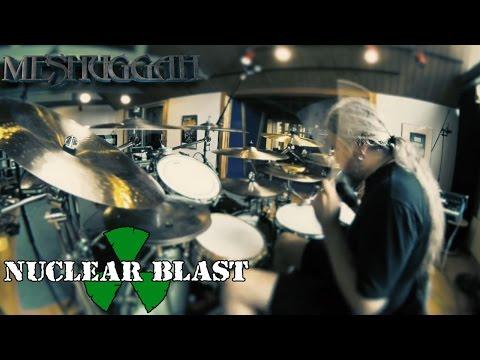 MESHUGGAH - Drumming Inspiration: Tomas Haake (OFFICIAL INTERVIEW)
