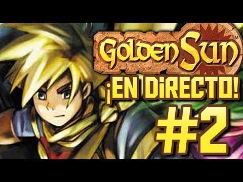 Golden Sun (Esp) [¡En directo junto a Mr Onion!] -Parte 2-