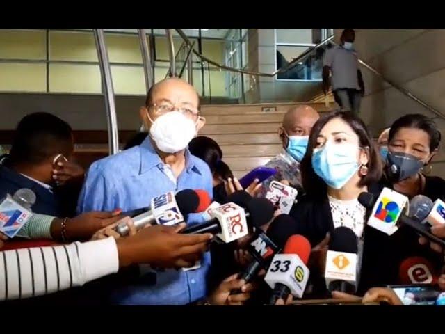 #ENVIVO: Temo es interrogado por el Ministerio Público