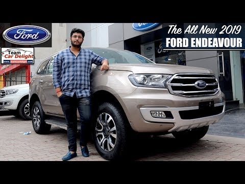 New Ford Endeavour 2019 Titanium Plus Detailed Review With On Road Price | Endeavour 2019