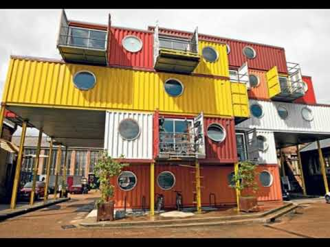 Steel Box Homes - container house design architecture