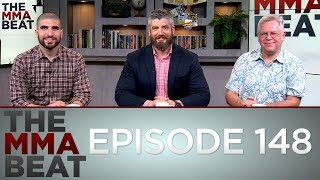 The MMA Beat: Episode 148