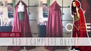 Cosplay Worklog || Red Riding Hood - Complete Costume ⚜ Sayuri Shinichi