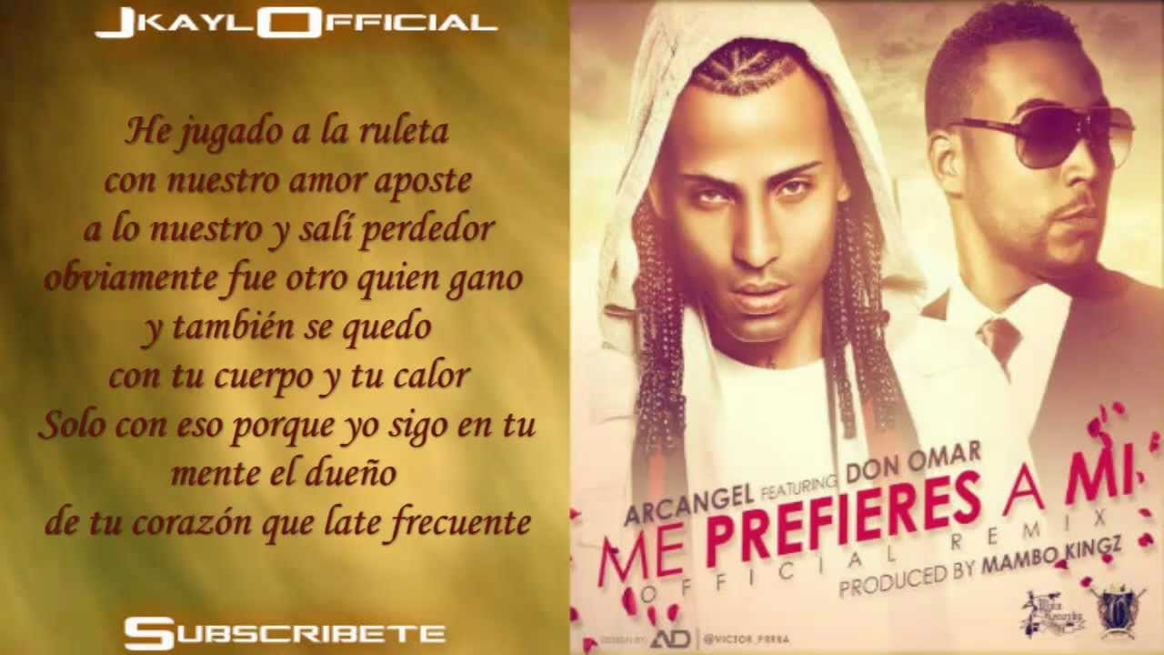 Me prefieres a mi | zona instrumental – download and listen to the.