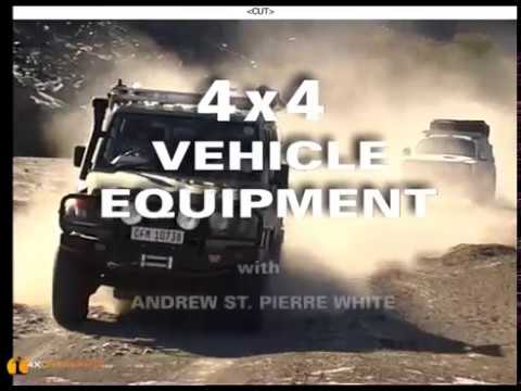 4x4 VEHICLE EQUIPMENT. COMPLETE GUIDE. Full DVD video