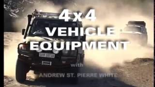 4x4 VEHICLE EQUIPMENT. COMPLETE GUIDE. Full DVD video(Full length 4x4 Vehicle Equipment DVD video from the world's most popular DVD series, first published in 2000, and revised in 2008. This is the third of Andrew ..., 2017-01-11T16:00:00.000Z)