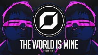 PSY-TRANCE ◉ David Guetta - The World Is Mine (ALIENA Remix)