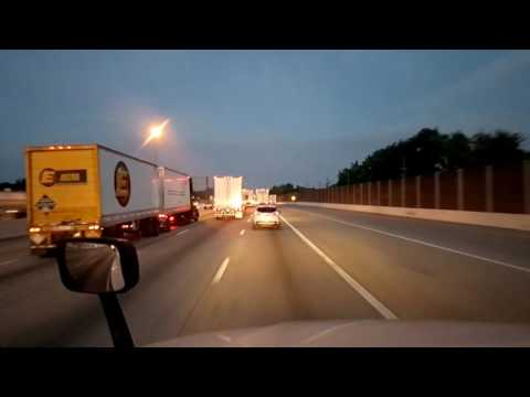 Bigrigtravels Live! - Gary, Indiana to Rochelle, Illinois - Interstate 94/88 - October 5, 2016