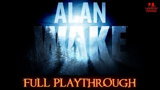 Alan Wake | Full Playthrough | Longplay Gameplay Walkthrough 1080P HD No Commentary