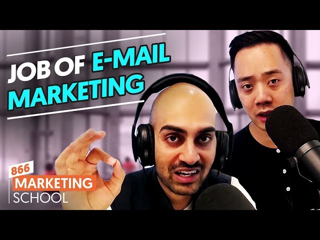 The #1 Job E-Mail Marketing Is Supposed To Do | Ep. #866