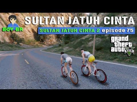 SULTAN BERSEPEDA BARENG KARTIKA - REAL LIFE eps 75 - GTA 5 INDONESIA