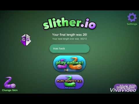 slither.io Super power hack
