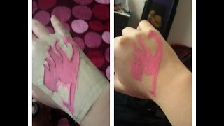 Fairy Tail SYMBOL - cosplay tutorial - (easy)