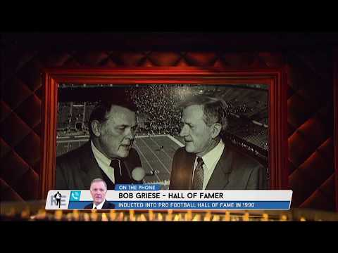 Bob Griese Reflects on the Passing of Legendary Broadcaster Keith Jackson | The Rich Eisen Show