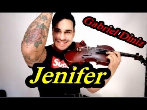 Gabriel Diniz  - Jenifer   by Douglas Mendes Violin Cover