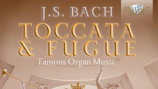 J.S. Bach: Toccata & Fugue - Famous Organ Music (Full Album)