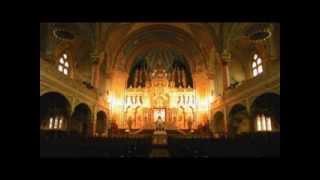 Felix Mendelssohn-Bartholdy: Organ sonata B flat major op.65. No 4.
