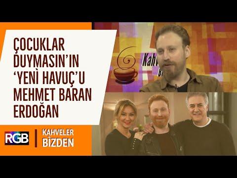 Çocuklar Duymasın'ın 'Yeni Havuç'u Mehmet Baran Erdoğan Bizlerle | Kahveler Bizden