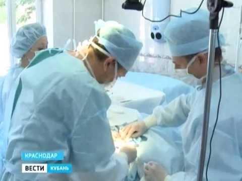 Видеоконференция онкологов прошла в Краснодаре
