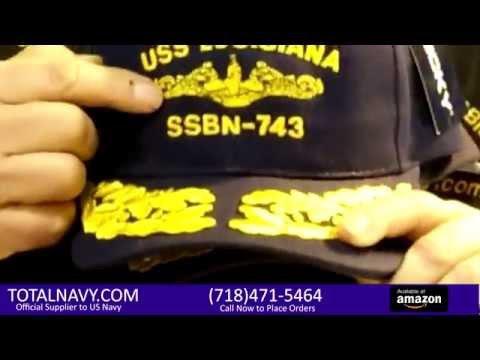Navy Ball Caps, Ship And Squadron Ball Caps, US Naval Ball Caps Hats