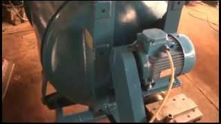 Ленточный смеситель ЛС 500 Кама(Ленточный герметичный смеситель