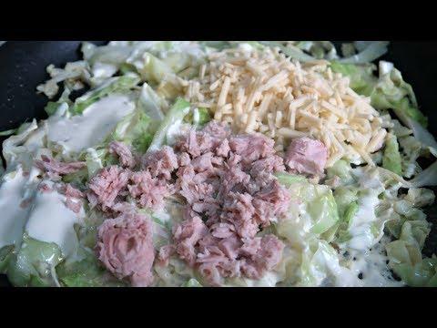 Low Carb Tuna Noodle Casserole Recipe