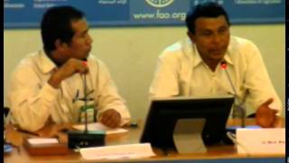 MYANMAR - Yuwin Pe, Alechaung Community Forest User & Tint Swe, FD