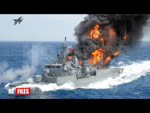 Had fight, 4 Greek F-16 jets Drops Missiles to Turkish Warships in North Aegean Sea