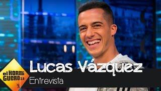 La estrategia de Lucas Vázquez para pedir matrimonio a su novia - El Hormiguero 3.0