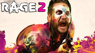 Drive Angry - Rage 2 Gameplay