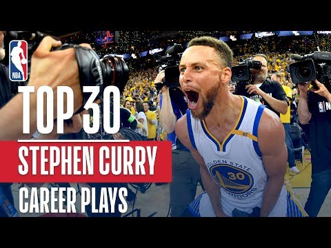 Stephen Curry's AMAZING Top 30 Plays!!!