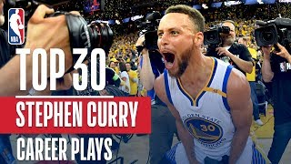 Stephen Curry\'s AMAZING Top 30 Plays!!!