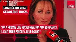 Ségolène Royal : 'On a promis une revalorisation aux soignants, il faut tenir parole à leur égard'