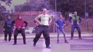 Coca Cola | Luka Chuppi | Fitness Dance Choreography