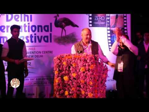 4th Delhi International Film Festival Opening Ceremony