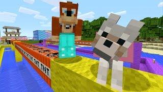 Minecraft Xbox - TNT Bridge [262]