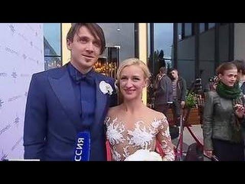 Олимпийская свадьба: Максим Траньков и Татьяна Волосожар поженились