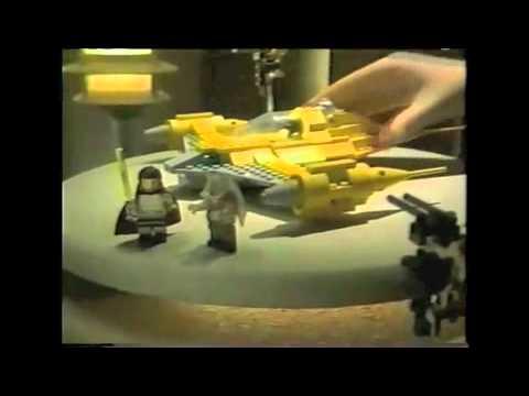 star wars episode 1 lego commercial youtube. Black Bedroom Furniture Sets. Home Design Ideas