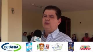 Mauro Filho fala sobre ações politicas com Guida/Dr Paulo Yure Guerra em Russas
