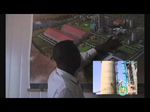 Eritrea Ghedem Cement Factory in Massawa pt1.wmv