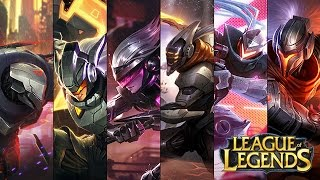 Lets Play League of Legends (German Full HD) #49 - Projekt Skins