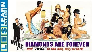 Learn English Through Story ☆ Subtitles ✔ Diamonds Are Forever