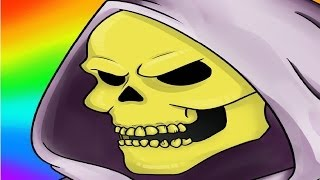 Skeletakover HEYEAYEA SONG - Skeletor and He-Man singing