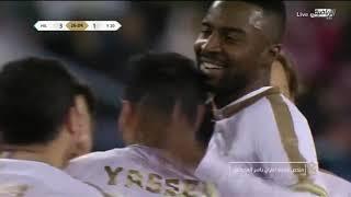 ملخص مباراة اعتزال القناص ياسر القحطاني  || الأثنين 2 ديسمبر 2019م