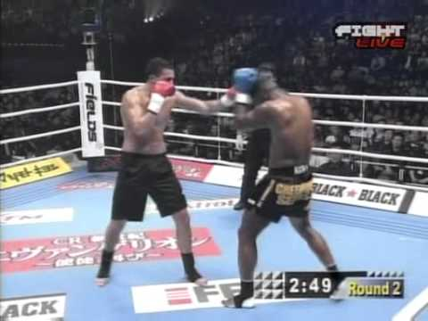 Remy Bonjasky vs Badr Hari 1 [full fight][K-1 World GP 2007 Final]
